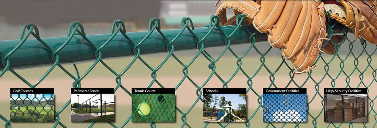 Chain Link Fencing 2